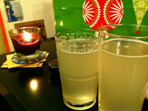Festive drinks!