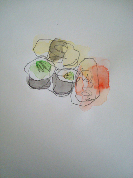 jan23 crochet sushi