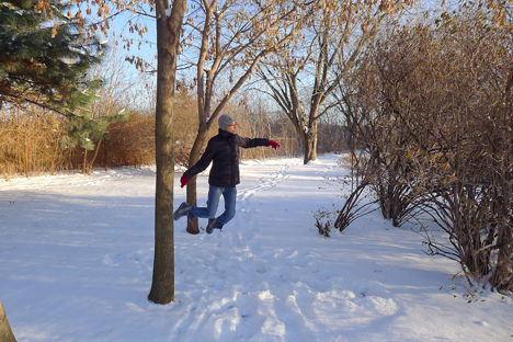 winter levitate