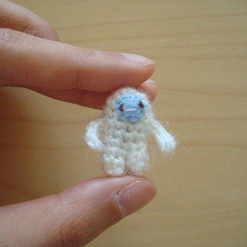 tiniest yeti