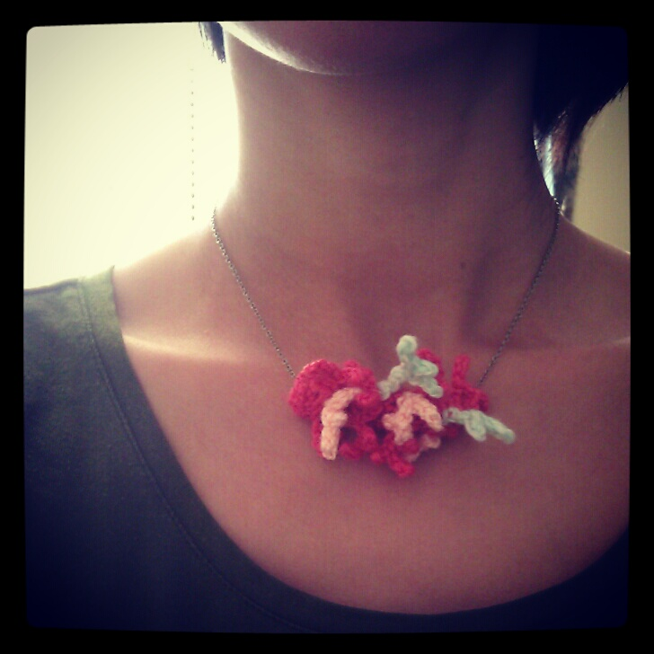 coral necklace 2